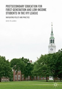 Cover Postsecondary Education for First-Generation and Low-Income Students in the Ivy League