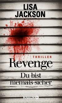 Cover Revenge – Du bist niemals sicher