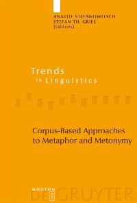 Cover Corpus-Based Approaches to Metaphor and Metonymy