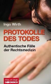 Cover Protokolle des Todes