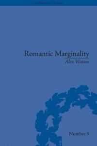 Cover Romantic Marginality