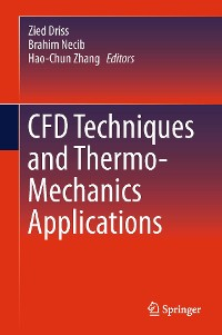 Cover CFD Techniques and Thermo-Mechanics Applications
