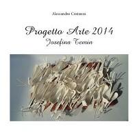 Cover Progetto Arte 2014- Josefina Temin