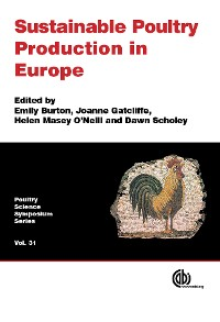 Cover Sustainable Poultry Production in Europe