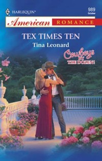 Cover Tex Times Ten (Mills & Boon American Romance)
