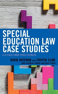 Cover Special Education Law Case Studies