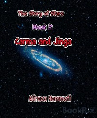 Cover The Story of Stars,Book 2, Carma and Jinga