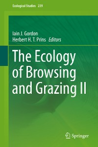 Cover The Ecology of Browsing and Grazing II