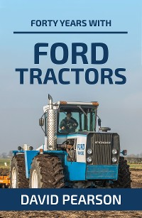 Cover Forty Years with Ford Tractors