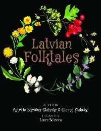 Cover Latvian Folktales