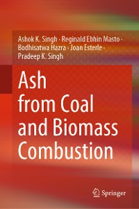 Cover Ash from Coal and Biomass Combustion