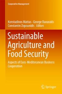Cover Sustainable Agriculture and Food Security