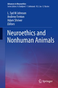 Cover Neuroethics and Nonhuman Animals