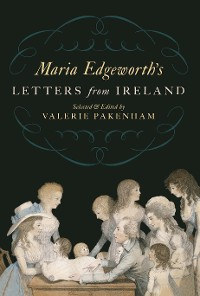 Cover Maria Edgeworth's Letters from Ireland