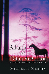 Cover A Faith of a Different Color