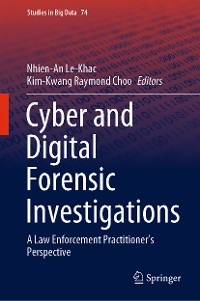 Cover Cyber and Digital Forensic Investigations