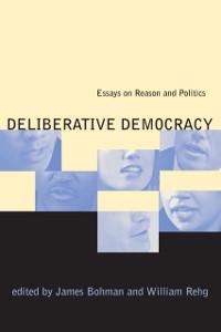 Cover Deliberative Democracy
