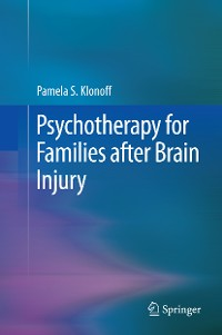 Cover Psychotherapy for Families after Brain Injury