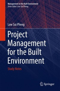 Cover Project Management for the Built Environment
