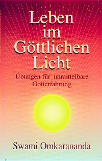 Cover Leben im göttlichen Licht