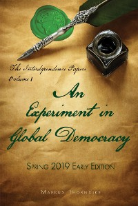 Cover An Experiment in Global Democracy