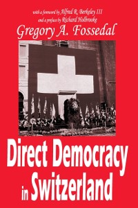 Cover Direct Democracy in Switzerland