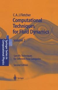 Cover Computational Techniques for Fluid Dynamics 2