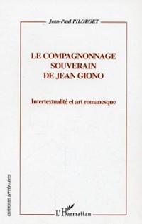 Cover Compagnonage souverain   de jean giono