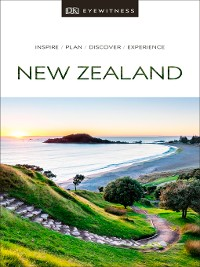 Cover DK Eyewitness Travel Guide New Zealand