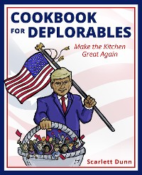 Cover Cookbook for Deplorables
