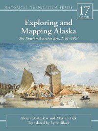 Cover Exploring and Mapping Alaska