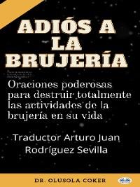 Cover Adiós A La Brujería