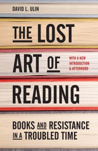 Cover Lost Art of Reading