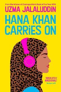 Cover Hana Khan Carries On