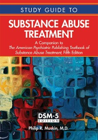 Cover Study Guide to Substance Abuse Treatment