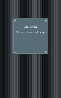 Cover Marthe Lochers Erzählungen