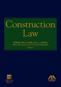 Cover Construction Law