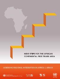 Cover Assessing Regional Integration in Africa IX