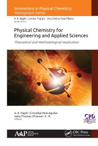 Cover Physical Chemistry for Engineering and Applied Sciences