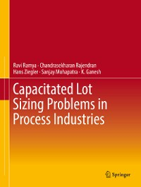 Cover Capacitated Lot Sizing Problems in Process Industries
