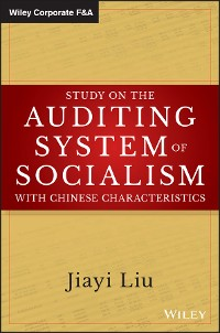 Cover Study on the Auditing System of Socialism with Chinese Characteristics