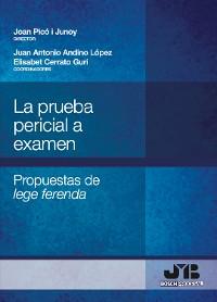 Cover La prueba pericial a examen