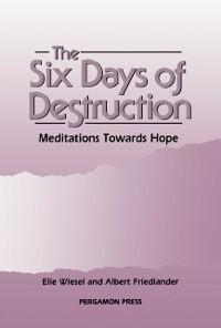 Cover Six Days of Destruction