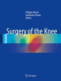 Cover Surgery of the Knee