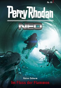 Cover Perry Rhodan Neo 95: Im Fluss der Flammen
