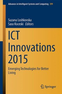 Cover ICT Innovations 2015