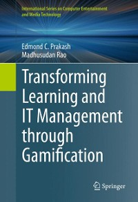 Cover Transforming Learning and IT Management through Gamification