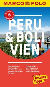Cover MARCO POLO Reiseführer Peru & Bolivien