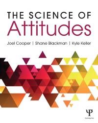 Cover Science of Attitudes