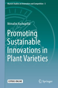 Cover Promoting Sustainable Innovations in Plant Varieties